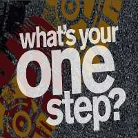 What's Your One Step?